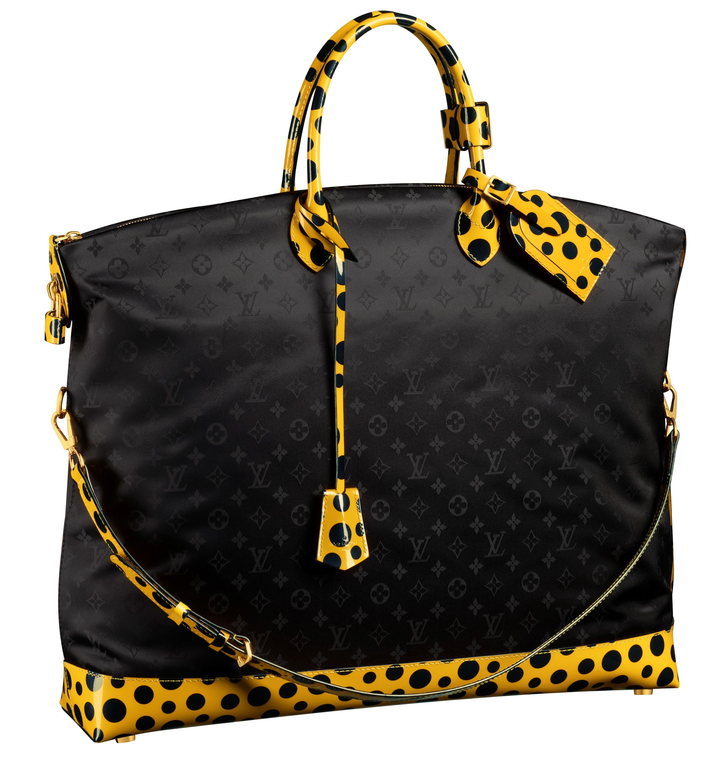 b2a6bb4db4b Marc Jacobs, artistiek directeur van Louis Vuitton is groot fan van de  prettig gestoorde Kusama, en van stippen. Jacobs recente parfum heet dan  ook 'Dot'.